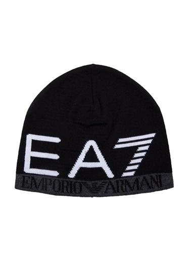 EA7 Emporio Armani Şapka Siyah